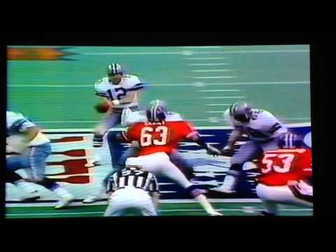 All 8 of Roger Staubach's Super Bowl TDs