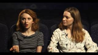Actors Jenn Murray & Morfydd Clark Give Their Top Tips For Filmmaking