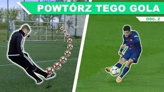 POWTÓRZ GOLA | Rekonstrukcje bramek - Bartek vs Jajus | GDfootball