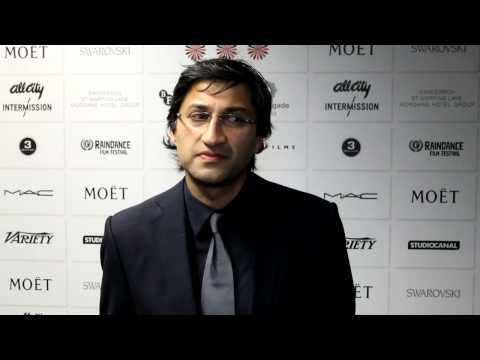 Asif Kapadia Interview - The British Independent Film Awards 2012