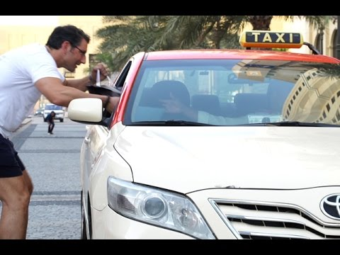 Free Iftar packages for taxi drivers in the UAE