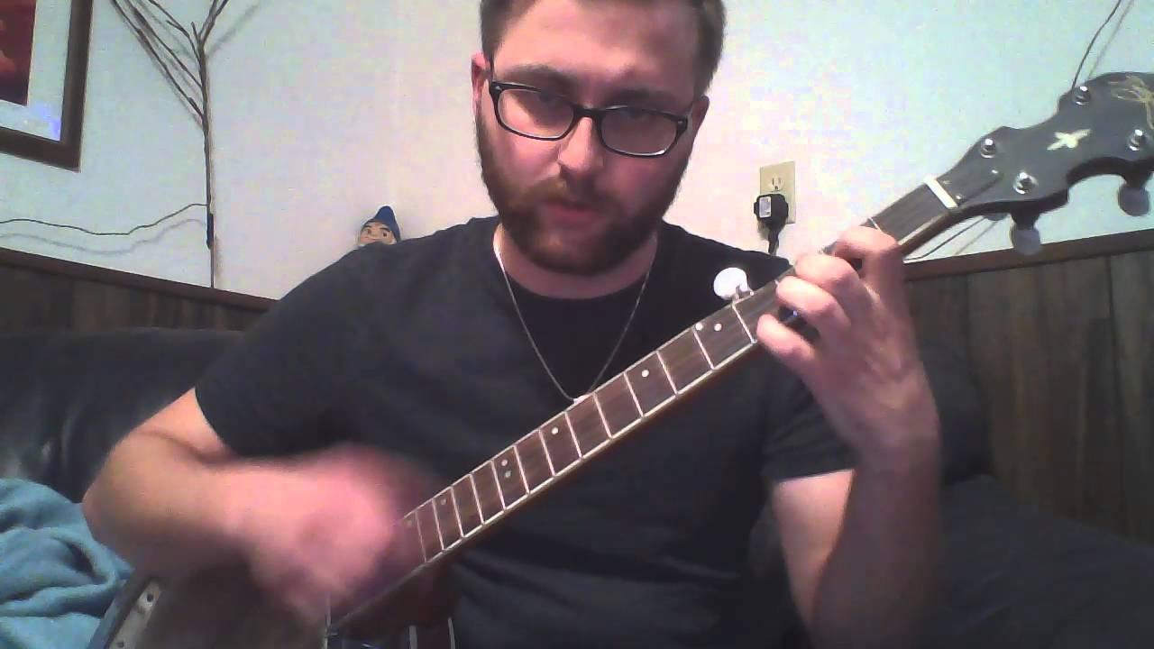 Irish Lullaby Too Ra Loo Ra Loo Ra Banjo Youtube