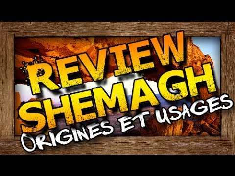 SHEMAGH – Origines et usages.