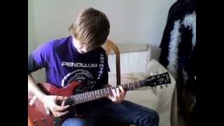 Hollywood Undead - Tendencies - Guitar Lesson thumbnail