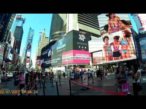 Passeio NYC (Times Square)