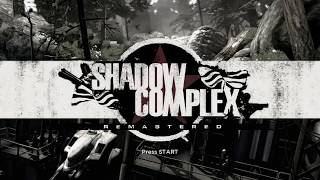 [WR] Shadow Complex Remastered Speedrun: Fresh File 100% Insane (1:36:25 In-Game Time)