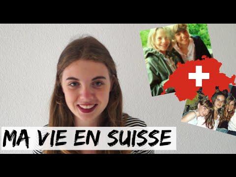 Ma vie en Suisse | partir seule à 11 ans