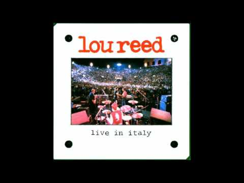 Lou Reed - Live in Italy 1983 (album)