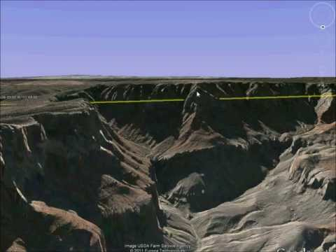 Pathloss vs Google Earth kml file