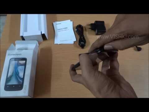 Lenovo A369i Reviews, Specs & Price Compare