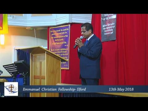ECF Ilford - 13/05/2018 -London Tamil Church