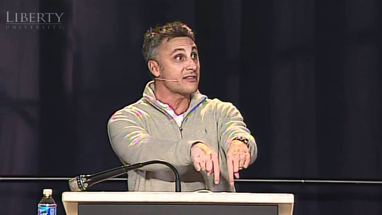 Tullian Tchividjian - Liberty University Convocation - YouTube