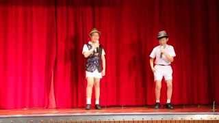 Beat It Dance @聖類斯小學畢業禮 2015-07-04
