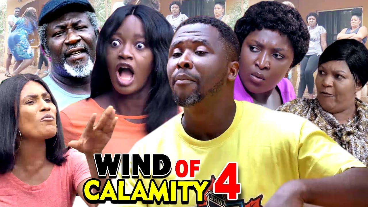 Download WIND OF CALAMITY SEASON 4 (New Hit Movie) - 2020 Latest Nigerian Nollywood Movie Full HD