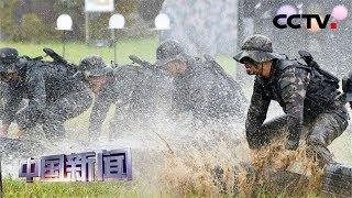 [中国新闻] 驻香港部队组织2019年军营开放活动  数万名香港市民冒雨参观 | CCTV中文国际
