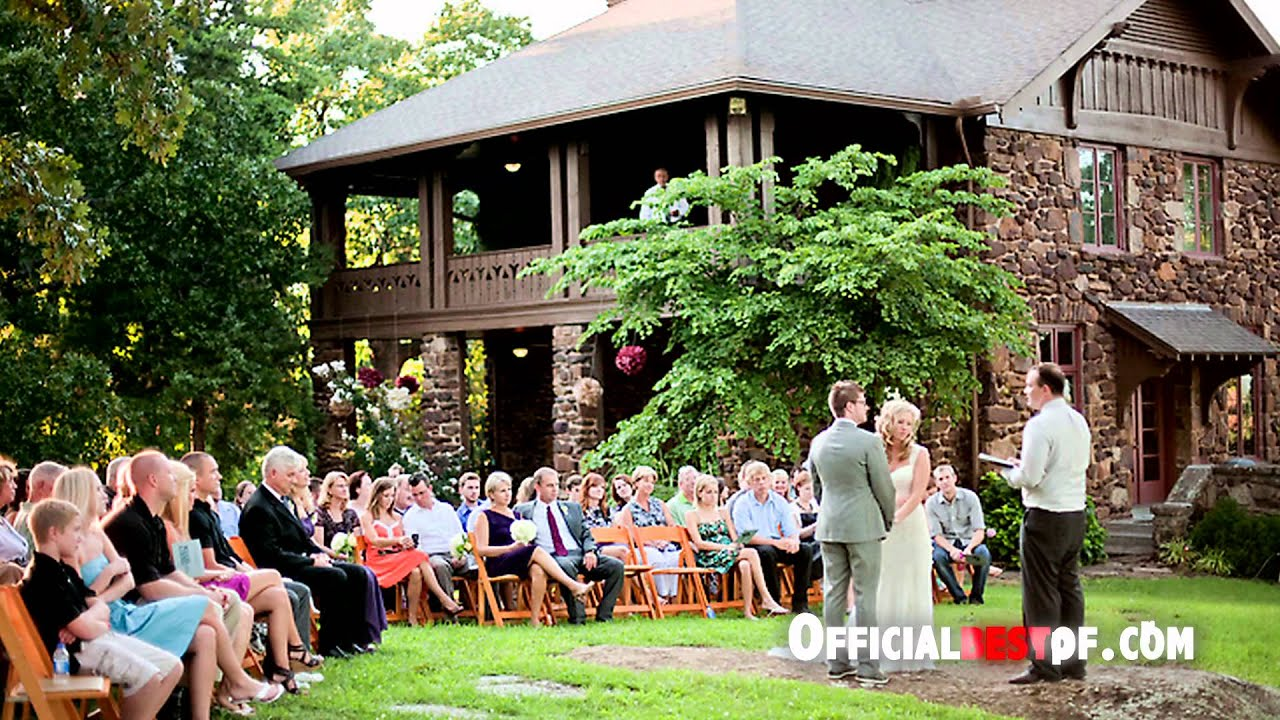 Skelly lodge best wedding venue oklahoma 2012 youtube junglespirit Choice Image