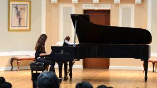 May 30, 2014 Fur Elise Piano Recital