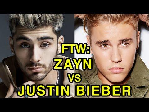 For The Win: Zayn vs Justin Bieber