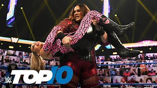 Top 10 Friday Night SmackDown moments: WWE Top 10, May 7, 2021