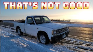 Attempting a 600 Mile Drive In a FORGOTTEN Chevy S10 (multiple Issues)