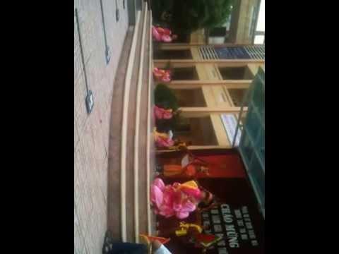 6/10/2014: Sinh hoạt dưới cờ của 9A - THCS Tân Mai ( Bài 1: Thăng Long Việt Nam bay lên)