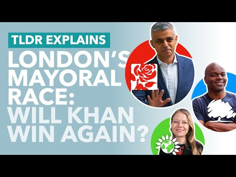 Download London Mayoral Election Explained: Will Sadiq Khan Win Re-Election? (ft. Max Fosh) - TLDR News