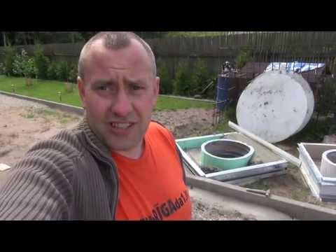 Монтаж канализации (прокладка труб)