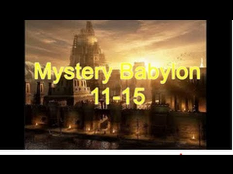 Bill Cooper - Mystery Babylon Hours 11 - 15 #41 #42 #43 #46 #47