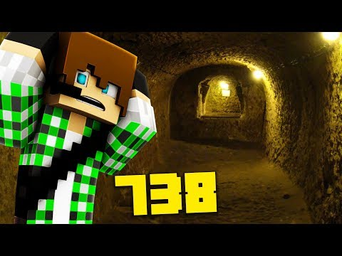 Minecraft ITA - #738 - TUNNEL DA 2500 BLOCCHI!