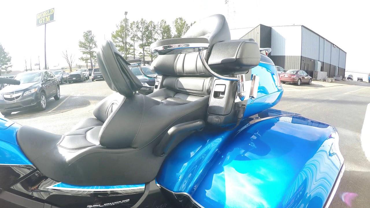 2017 Honda Goldwing CSC Trike Kit Blue: Heartland Honda