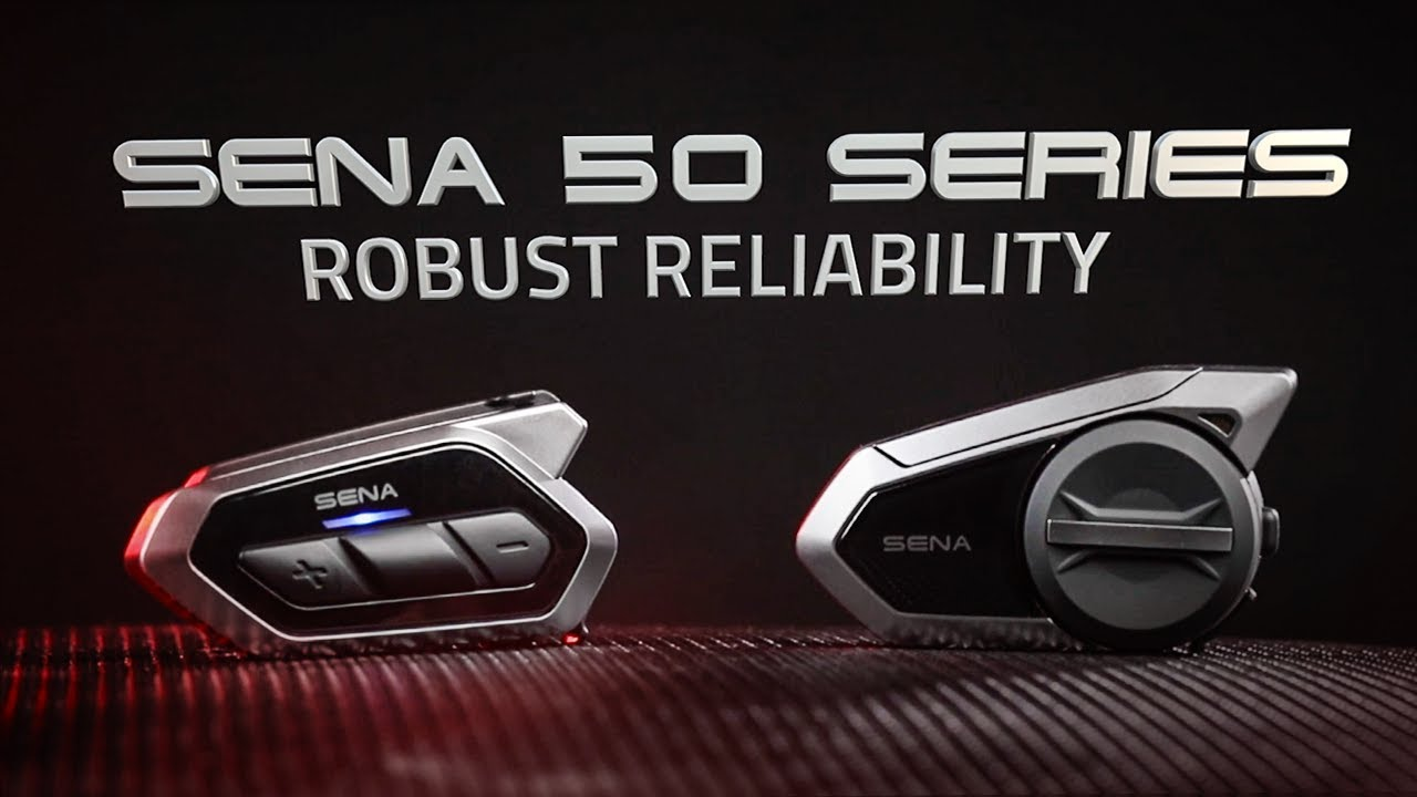 Download Sena Tech Talk: 50R & 50S, Mesh Redefined