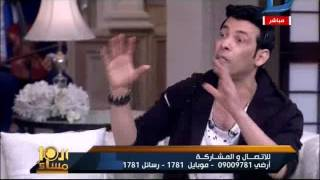 العاشرة مساء| سعد الصغير أغانى المهرجان أحسن سيجارة المخدرات