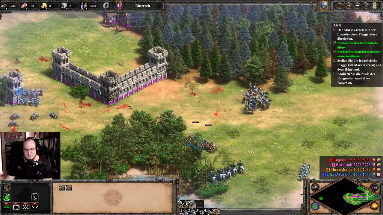 Twitch Age Of Empires 2