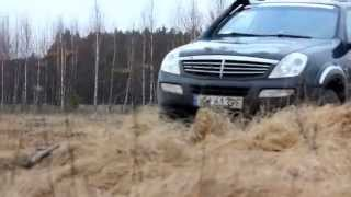 Ssangyong Rexton 2.7 XDI off-road