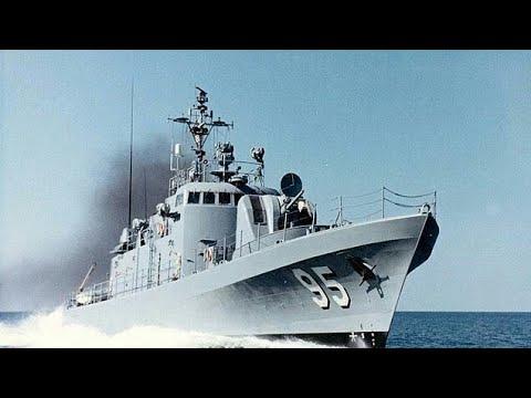 War Thunder Naval Ships: USS Defiance (PGM-95/PG-95)  Asheville-class gunboat