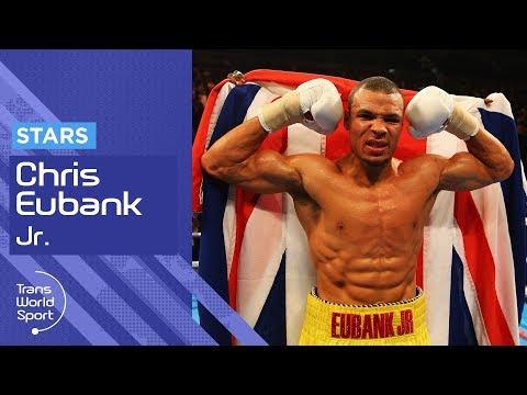 Chris Eubank Jr on Trans World Sport