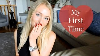 MY FIRST TIME... | ZOEY ARIELLE