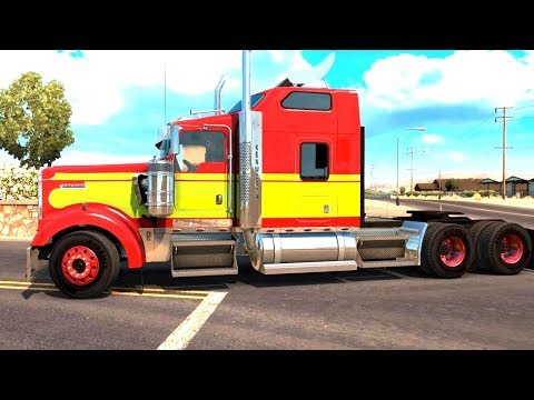 American Truck Simulator - Furniture Transport