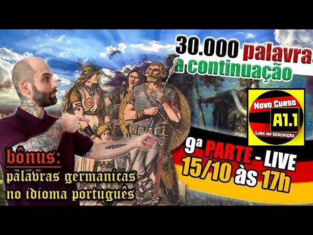 30.000 palavras alemãs + palavras germânicas no idioma português! #9