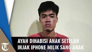 Seorang Ayah Kehilangan Nyawa Setelah Injak IPhone Milik Anaknya