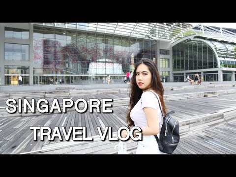 SINGAPORE TRAVEL VLOG 2017 ♡ Mina Nguyen | Đi Singapore cùng Mina