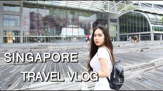 singapore travel vlog 2017 mina nguyen   đi singapore cng mina