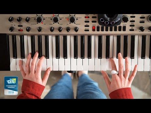 Neova MIDI Ring Controller by Enhancia