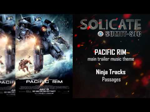 Pacific Rim Main Trailer Music Theme