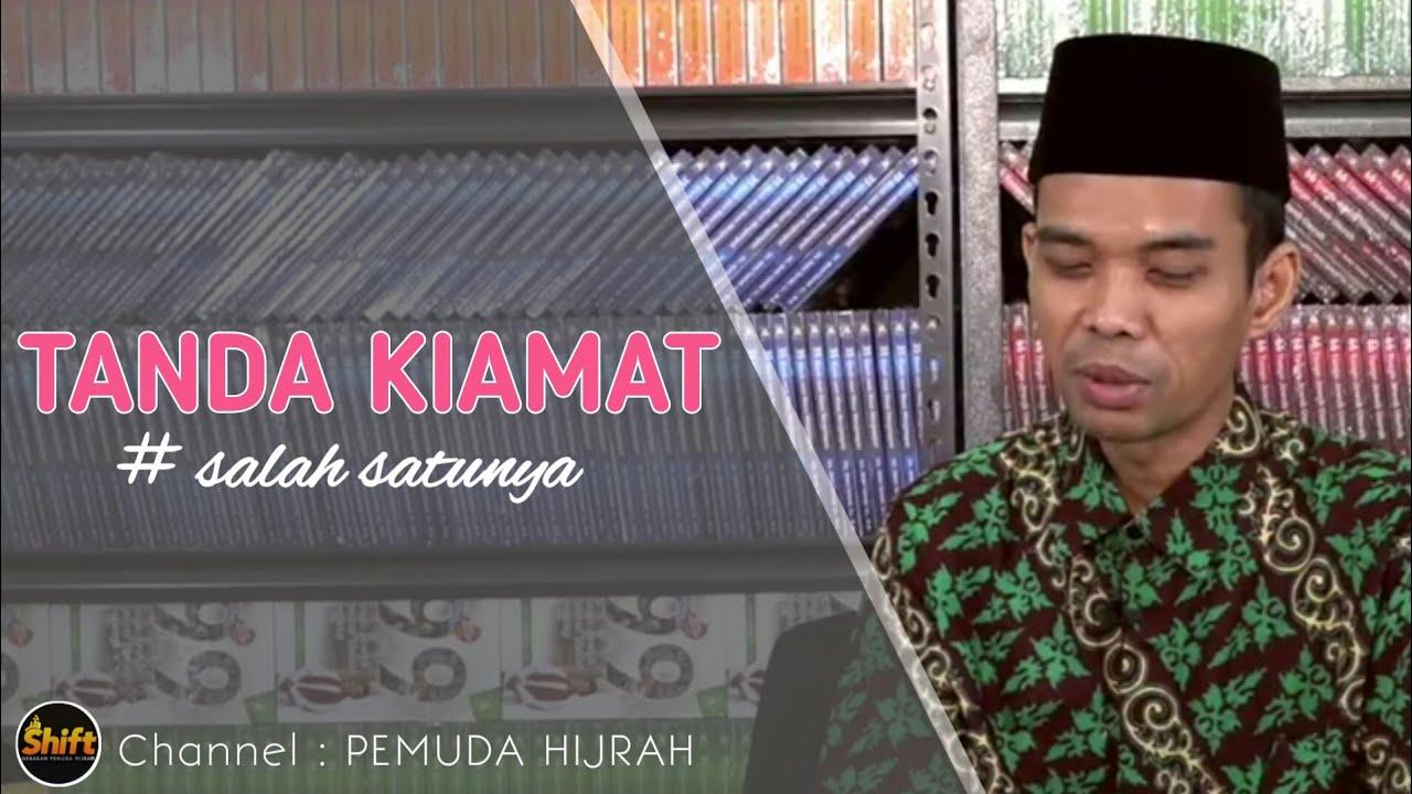 Tiupan Sangsakala terjadi ditanggal 15 Ramadhan, ini penjelasan UAS - Ustadz Abdul Somad Lc MA