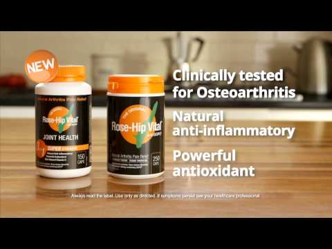 Rose-Hip Vital® with GOPO® 15 sec TVC - Keep Doing The Things You Love