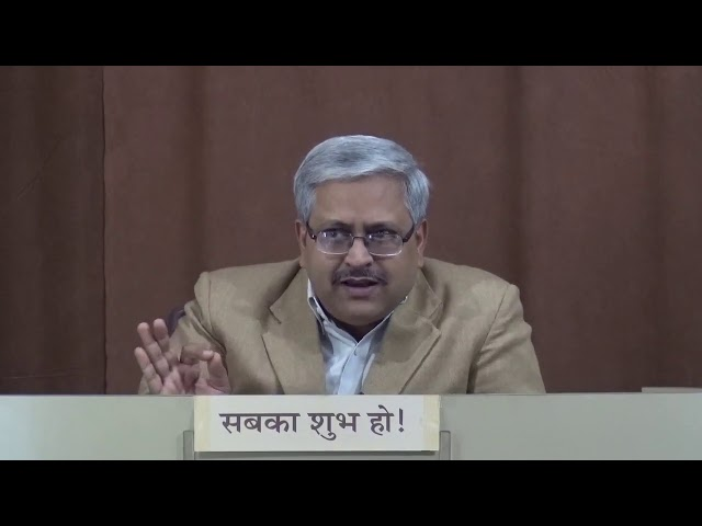 How the goal can become Meaningful? (Episode 5/5) A Motivational Talk by Prof. Navneet Arora
