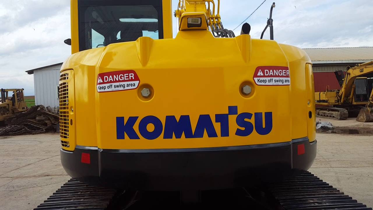 2008 Komatsu PC138US LC-8 Hydraulic Excavator For Sale Inspection Video!
