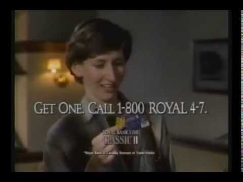 1997 - Royal Bank of Canada, Visa Commercial