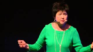 The Abundance of Letting Go | Dr. Alison Tan | TEDxShanghaiWomen